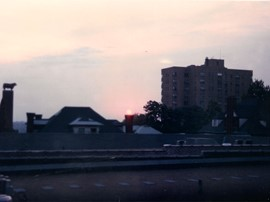 Sunset - Kansas City MO 1997