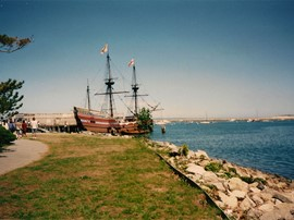 Mayflower - Plymouth  MA 1993