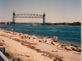 Cape Cod Canal - Buzzards Bay MA 1997