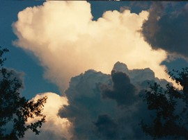 Clouds - Anderson SC 1998