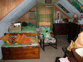 The Attic Room - Buzzards Bay MA 2004